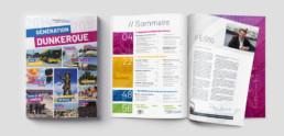 Dunkerque - Brochure Mi Mandat 2014-2018