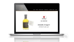Site e commerce Huile d'Olive Vierge Extra Tunisie