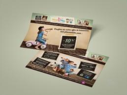 Flyer Place Ô Kids Vente de vêtements pour enfants d'occasions