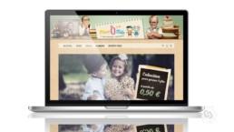 Site e commerce Place Ô Kids - Vente de vêtements pour enfants d'occasion