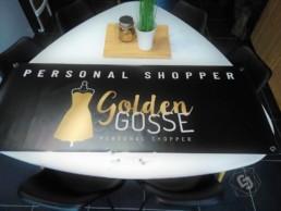 Bâche Golden Gosse - Personal Shopper