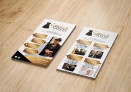 Flyer Personal Shopper Golden Gosse