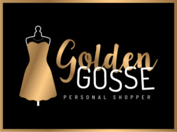 Logo Golden gosse Personal Shopper