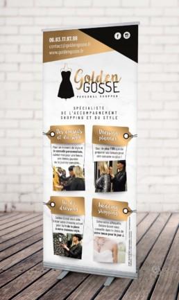 RollUp Golden Gosse