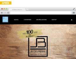 Site JB Delpierre Agencement