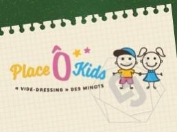Place Ô Kids Vide dressing des minots - Céline Le pape