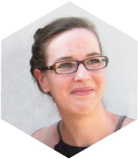 Stéphanie Desoeuvres d'Anjelou Design - Graphiste Freelance en Print & Web
