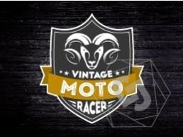 Vintage Moto Racer - Ingrid et Grégory Debuysschère